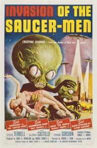 Invasion of Saucer Men