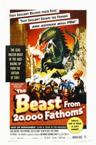 The Beast from 20000 Fathoms