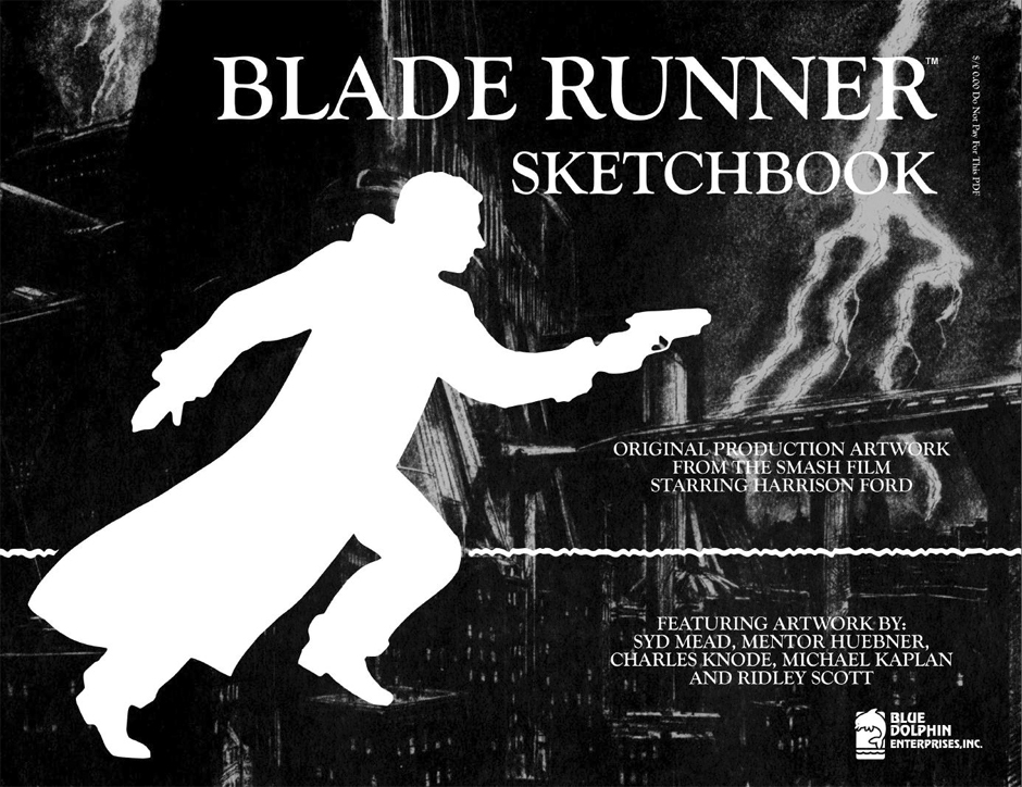 Blade Runner Sketckbook