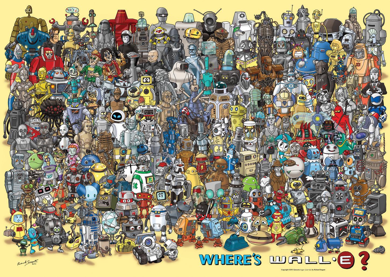 Where's WALL·E